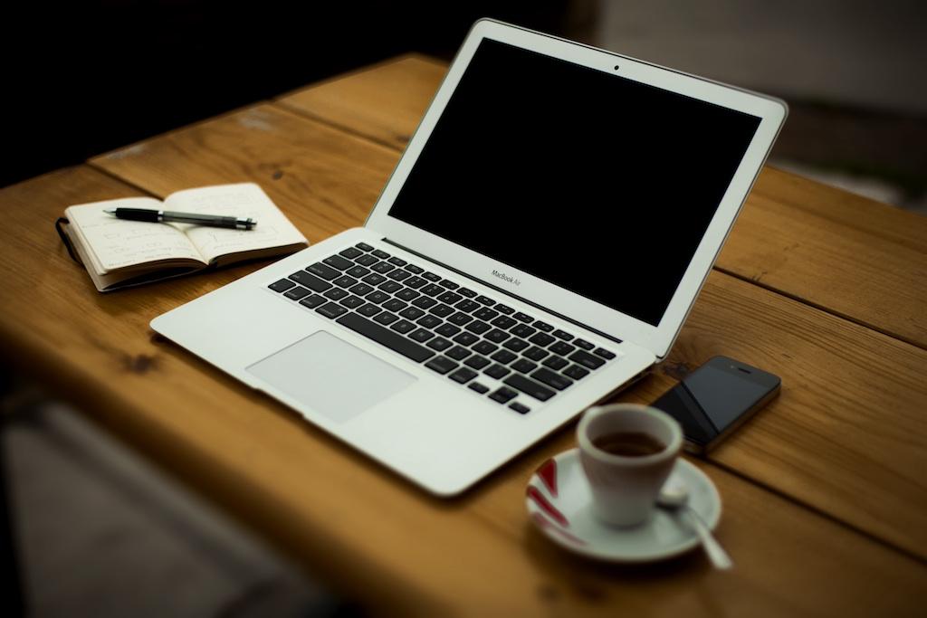 Schreiben unterwegs kann so schön sein