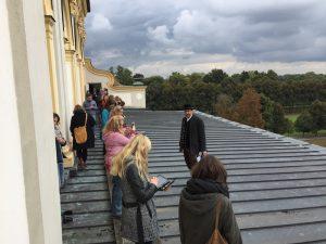Vom kurfürstlichen Dach gebloggt